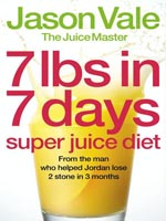 7lbs in 7 Days Super Juice Diet (Vale) image